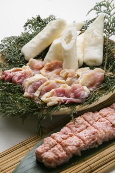 秋田県産比内地鶏きりたんぽ鍋セット