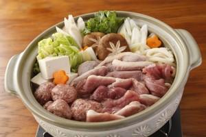 【鳥藤の鍋×とりそば】鳥藤のあい鴨づくし鍋・煮込み麺付き《ギフト包装も可》